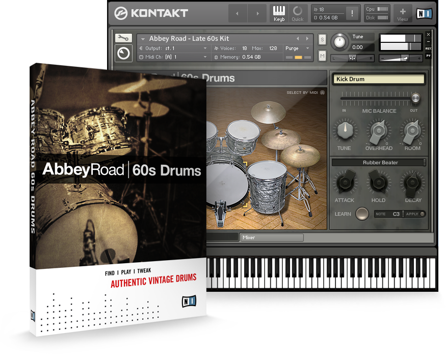 AbbeyRoad60sDrums