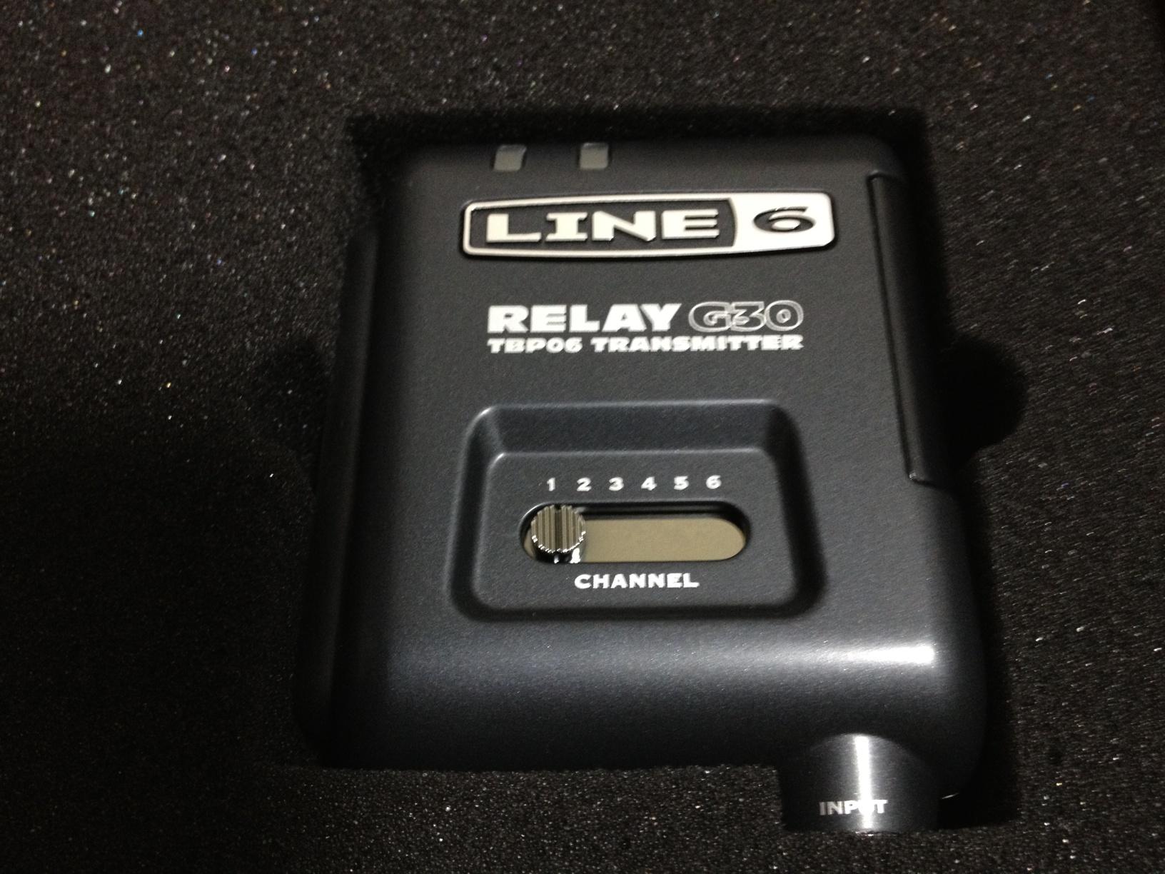 Line6 Relay G30
